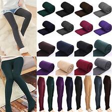 femmes polaire Thermique Hiver Chaud Extensible Skinny épais Leggings pantalon