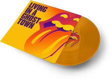 """The Rolling Stones - Living In A Ghost Town [New 12"""" Vinyl] 10"""", Color"""