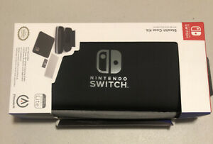 Stealth Case Kit For Nintendo Switch Lite, Brand New In Damaged Pkg    NS11