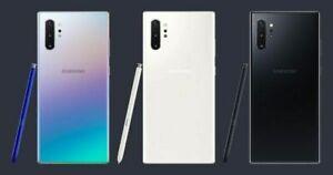OB Samsung Galaxy Note 10+ Plus (SM-N975U) 256/512 GB Black GSM+CDMA Unlocked