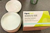 DEVACURL HEAVEN IN HAIR DEEP CONDITIONER 8 oz Salon Fresh Curl Hydration