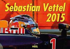 Sebastian Vettel 2015 Kalender Heel