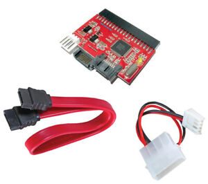 Dynamode Bi-Directional IDE To SATA Adaptor