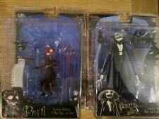SET Nightmare before christmas Neca - Jack vampire excl. sdcc & Devil (Diable)