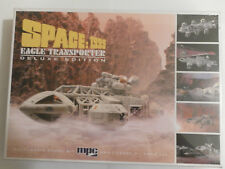 MPC Space 1999 Eagle Transporter Deluxe Edition With Lab Pod / Booster Pack New