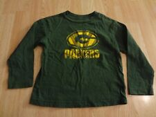 Youth Green Bay Packers M (5/6) LS T-Shirt Tee NFL