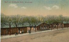 Germany AK Wahn 50441–51149 - Schiessplatz Barackenlager old postcard