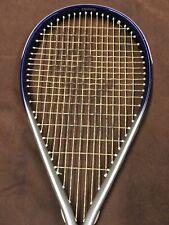 Black Knight Graphite Xlr 5200 Squash Racquet Aero Tech Taper System New Grip