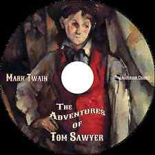 The Adventures of Tom Sawyer - Unabridged MP3 CD Audiobook in paper sleeve