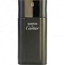 Santos by Cartier 100ml EDT Spray TESTER WITH CAP