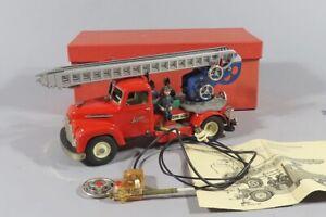 Schuco Feuerwehr 6080, brillant, im Originalkarton, Anleitung (K 86015 )