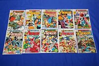 The Avengers Lot of 10 Comics #160-169 Guardians of the Galaxy Complete Run Key