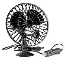 12V Ventilator Lüfter für Auto PKW KFZ Saugnapf Befestigung Windmaschine
