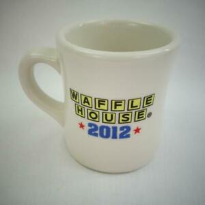 Waffle House America The Beautiful 2012 Ceramic Diner Cup Mug by Tuxton
