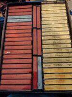 46 Stan Kenton CASSETTE TAPE LOT LIVE RADIO BROADCAST AJAX AJAZZ RARE RECORDING