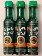 3 Aceite de Arrayan Oil for Massage Soothing muscle pain,Insect bites&repellent