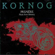 Kornog - Premiere: Music From Brittany [CD]