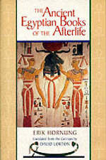 The Ancient Egyptian Books of the Afterlife, Good Condition Book, Hornung, Erik,