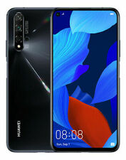 HUAWEI NOVA 5T  YAL-L21 128GB schwarz