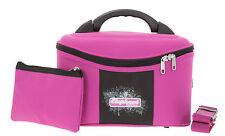 Beautycase Elephant Kosmetikkoffer Beauty Case Schminkkoffer 535 Magenta Beutel