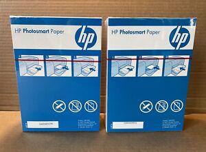 "2 Pack of 220 Sheet HP 5x7"" Vivid Photo Media Glossy Paper *440 Sheets Total"