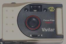 Vintage Vivitar Focus Free PN2011 Film Camera Panoramic/Normal