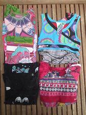 Lot 2 Robe + 2 Tunique DESIGUAL fille 7 / 8 ans + 9 / 10 ans