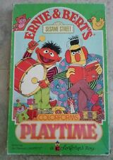 Ernie and Bert's Sesame Street Playtime Colorforms