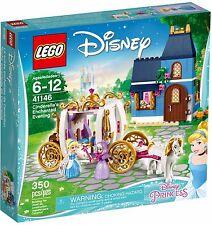 Nuevas Lego Disney Princess parque infantil 41146 de Cenicienta Enchanted noche