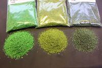 Scenic Flock Material Coarse Green Multipack - 3 x 50g Packs -  Wargame Diorama