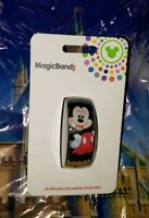 Disney Parks MICKEY MOUSE CLASSIC Black Magic Band Magicband 2 New Signature