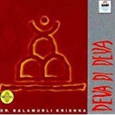 Deva Di Deva Dr. Balamurli Krishna (CD, 1997)