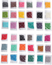 Exceart 36 Packs Diamond Painting Replacement Round Diamonds for Missing...