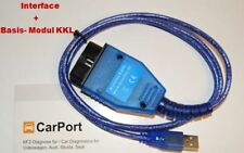 CarPort KFZ Diagnose Software AutoDia K409 Interface für VW Audi Seat Skoda VAG
