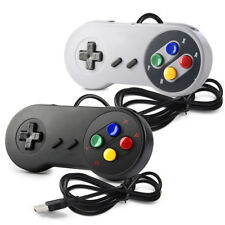 Retro SNES USB Controller Gamepad Joystick Joypad for Window MAC Raspberry Pi 3
