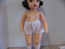 "Rhumba Panties For 16"" Terri Lee Doll White"