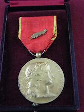 Medaglia del Lavoro Argento dorato Daniel Dal società industriale dell''Est