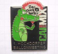 HOCHDORFER BALLON MEETING / KROKODIL .....  Special Shape Ballon-Pin (145e)