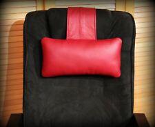 cuir Coussin pour nuque 40x20 avec poids en karawunzlator Appui-nuque