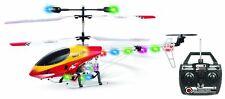 NY Cadeau Co The Predator 75.5 cm radio contrôlée Gyro Hélicoptère Télécommande