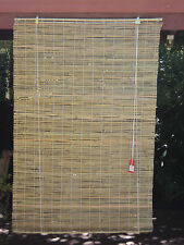 Bamboo Blind - 900 × 1800. Ready Made Standard Range - Exterior Use