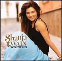 SHANIA TWAIN - GREATEST HITS ~ 90's COUNTRY / POP BEST OF CD ~ 21 Trax...! *NEW*