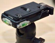 New KHQ-61Q Magnesium Ball Head & compatible Velbon QHD-61Q Quick Release plate