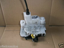 FIAT PANDA 2004-2011 OFFSIDE DRIVER FRONT CENTRAL LOCKING MOTOR ACTUATOR 4 PIN