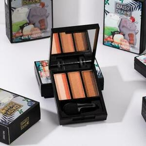 Double Color Lazy Eyeshadow Makeup Palette Pigment Waterproof new