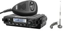 CRT Millenium V3 AM FM radio CB Midland M 80 27/81 UK40 + Micro 30 Antena Mag