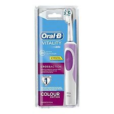 Oral-b Vitality cepillo Eléctrico Crossaction 2D - limpieza bucal