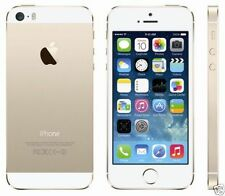 APPLE IPHONE 5S Unlocked Gold 64gb Rom 1gb Ram DualCore 8Mp Ios11 Lte Smartphone