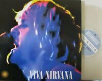NIRVANA ~ Viva Nirvana ~ VINYL LP - CLEAR VINYL LTD ED #057