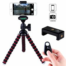 Moonor Universal Flexible Adjustable Octopus Tripod Stand Smartphone Holder SLR